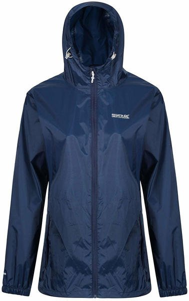 Regatta Pack It III Women's Waterproof Jacket Midnight