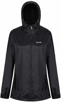 Regatta Pack It III Women's Waterproof Jacket Black