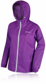 Regatta Pack It III Women´s Waterproof Jacket Ultra Purple