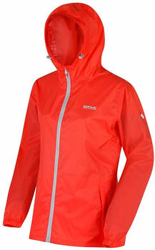 Regatta Pack It III Women´s Waterproof Jacket Neon Peach