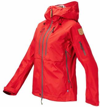 Fjällräven Keb Eco-Shell Jacket W lava