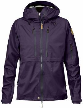 Fjällräven Keb Eco-Shell Jacket W alpine purple