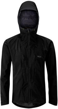 Rab Spark Men´s Hardshell Jacket Black