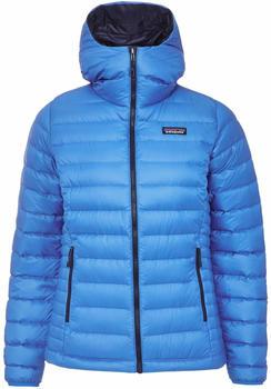 Patagonia Women´s Down Sweater Hoody lapiz blue