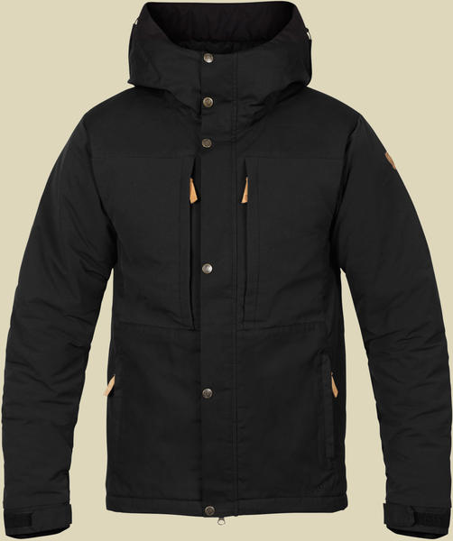 Fjällräven Övik Stretch Padded Jacket Men (87500) black