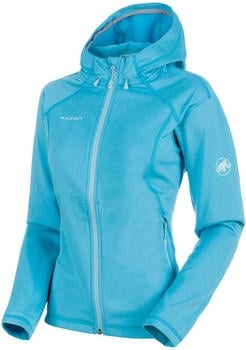 Mammut Runbold ML Hooded Jacket Women whisper melange