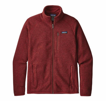 Patagonia Men´s Better Sweater Fleece Jacket oxid red