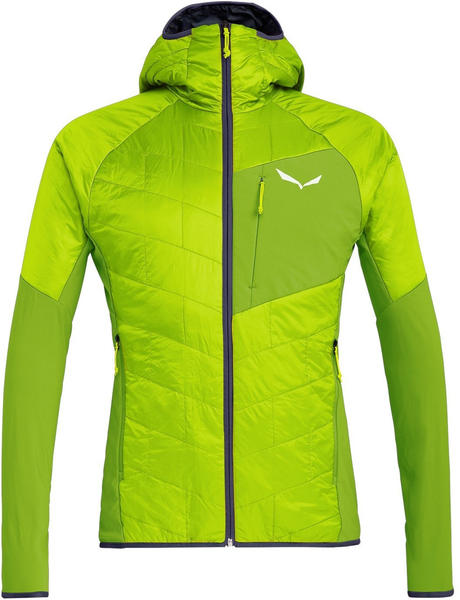 Salewa Ortles Hybrid Tirolwool Celliant Jacket lime punch