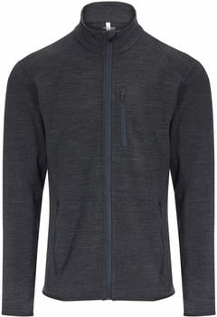 Icebreaker Descender long sleeve Zip Men jet heather