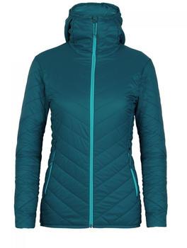 icebreaker-merinoloft-hyperia-hooded-jacket-women-kingfisher-arctic-teal