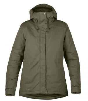 fjaellraeven-skogsoe-padded-jacket-women-laurel-green