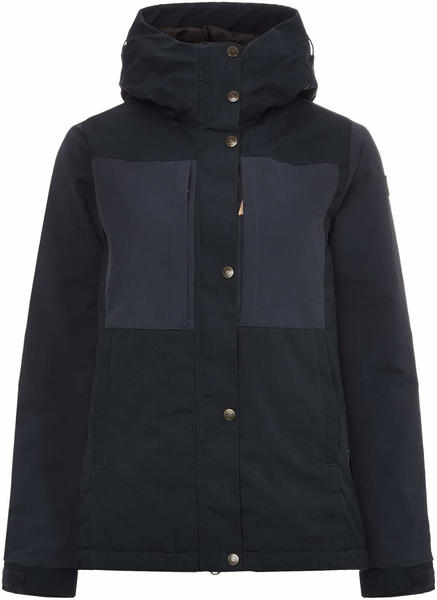 Fjällräven Övik Stretch Padded Jacket W (89907) dark navy