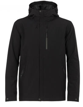 Icebreaker Merinoloft Stratus Transcend Hooded Jacket Men black