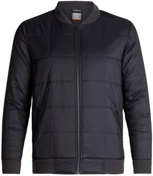 Icebreaker MerinoLOFT Venturous Jacket Men black/jet heather