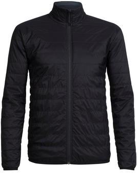 Icebreaker Merinoloft Hyperia Lite Jacket Men black