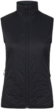 Icebreaker MerinoLOFT Hyperia Lite Hybrid Vest Women black