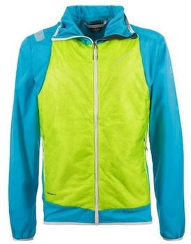 La Sportiva Task Hybrid Jacket Men apple green/tropic blue