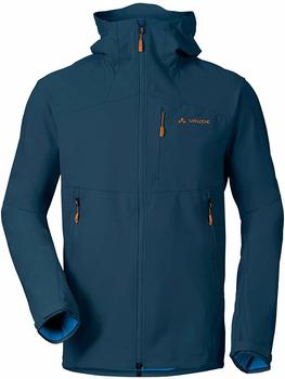 VAUDE Men's Roccia Softshell Hoody baltic sea