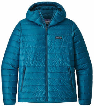 Patagonia Men's Down Sweater Hoody balkan blue