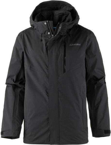 Schöffel Adamont1 ZipIn Jacket Men (22300) black