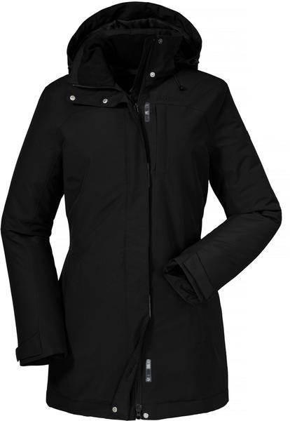 Schöffel Women's Insulated Jacket Portillo (11875) black