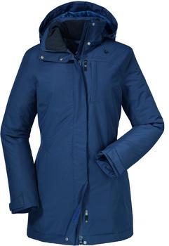 Schöffel Women´s Insulated Jacket Portillo (11875) navy blazer