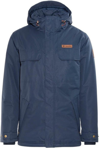 Columbia Rugged Path Jacket Men collegiate navy