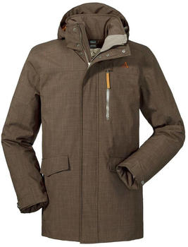 Schöffel Insulated Jacket Clipsham1 (22445) turkish coffee
