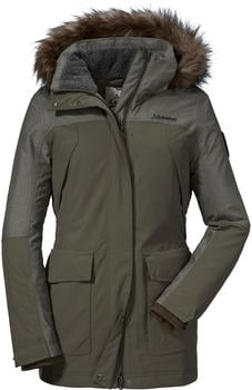 Schöffel Insulated Jacket Tingri1 Women (12130) sea turtle
