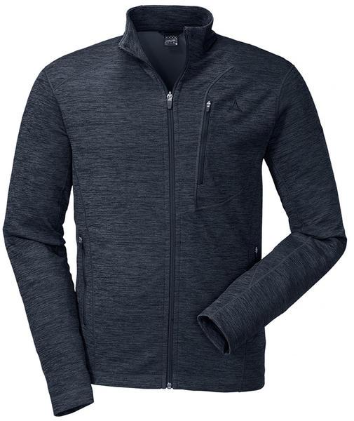 Schöffel Fleece Jacket Monaco1 Men (21965) dark grey