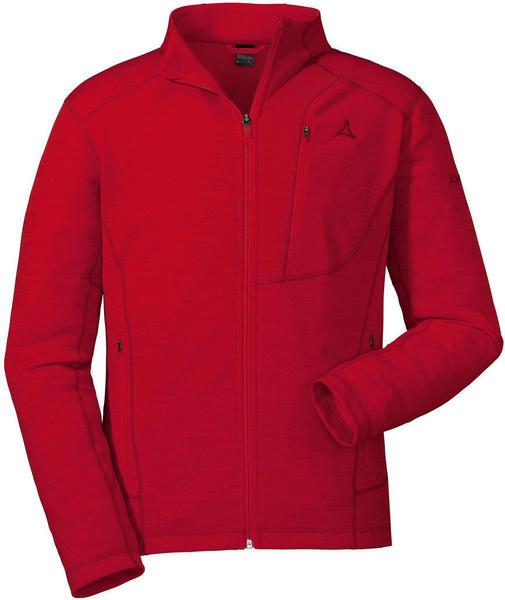 Schöffel Fleece Jacket Monaco1 Men (21965) aura orange