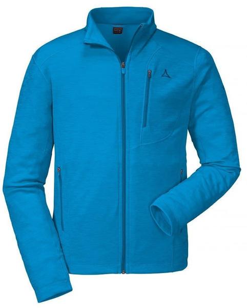 Schöffel Fleece Jacket Monaco1 Men (21965) blue jewel