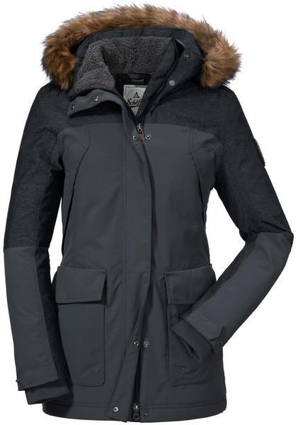 Schöffel Insulated Jacket Tingri1 Women (12130) asphalt