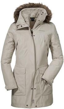Schöffel 3in1 Jacket Genova1 Women (11808) feather grey