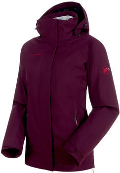 Mammut Trovat Tour 3in1 Hardshell Jacket Women (1010-22101) grape-marble-phantom