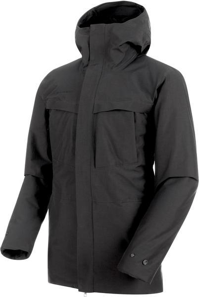 Mammut Chamuera Parka Hardshell Thermo Jacket Hooded Men (1010-26400)