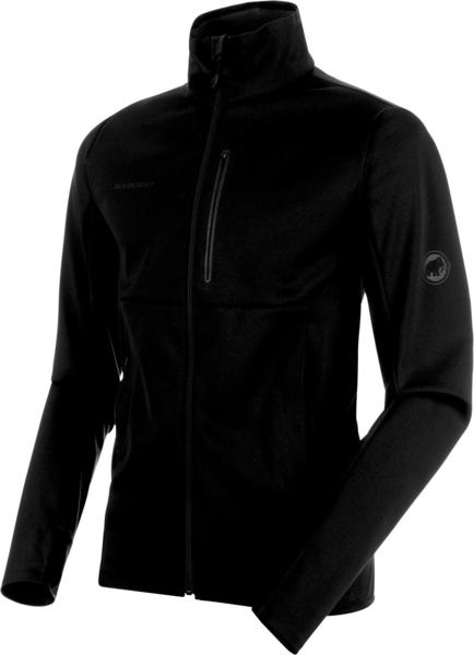 Mammut Ultimate V Softshell Jacket Men (1011-00081) black-black