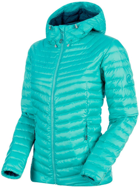 Mammut Convey Jacket Hooded Hooded (1013-00250) atoll-teal