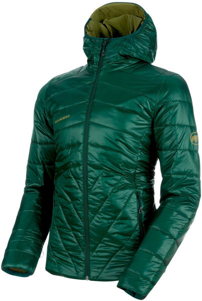 Mammut Rime Thermo Jacket Hooded Men (1013-00390) dark teal-clover