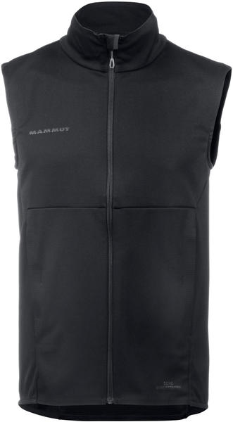 Mammut Ultimate V Softshell Vest Men (1011-00141) black