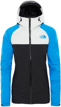 The North Face Women´s Stratos Jacket tnf black/tin grey/bomber blue