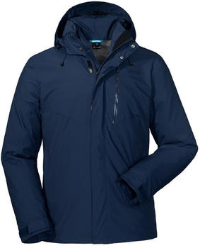 Schöffel Adamont1 ZipIn Jacket Men (22300) dress blue