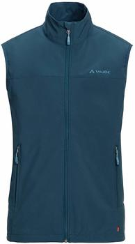 VAUDE Men's Hurricane Vest III baltic sea