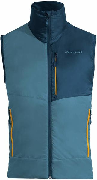 VAUDE Men's Freney Hybrid Vest II blue gray