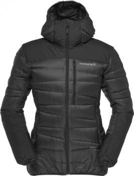 Norrøna Falketind Down 750 Hood Jacket Women cavier