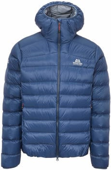 Mountain Equipment Skyline Hooded Jacket denim blue