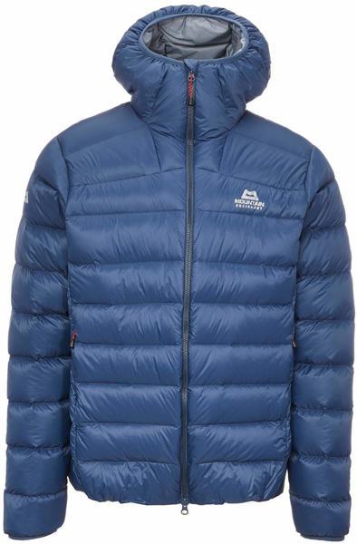Mountain Equipment Skyline Hooded Jacket denim blue