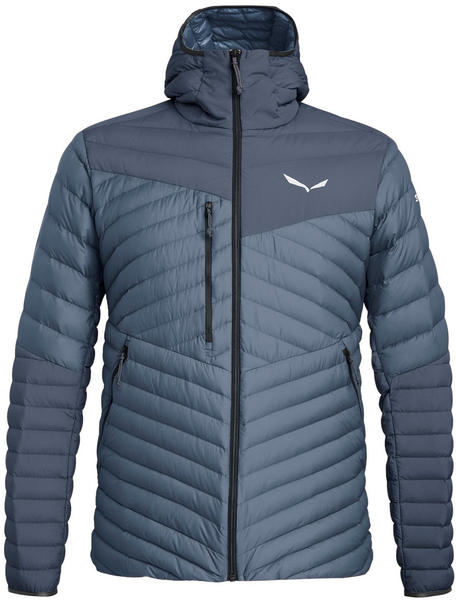 Salewa Ortles Light 2 Down Hooded Jacket grisaille