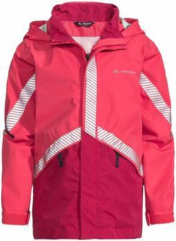VAUDE Kids Luminum Jacket II bright pink
