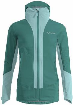 VAUDE Women's Croz 3L Jacket III nickel green